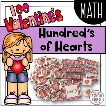 Valentine and 100 Day: Hundreds of Hearts