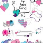 Valentine clip art and graphics