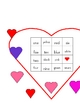 Valentine reader and bingo game