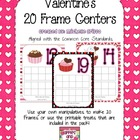Valentine's 20 Frame Center