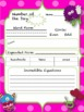 Valentine's Activity Packet