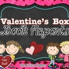 Valentine's Box Book Reports