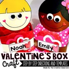 Valentines Box Craftivity