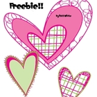 Valentine's Card Freebie