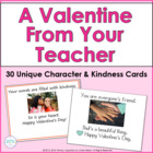 Valentines Cards: &quot;From Your Teacher&quot;
