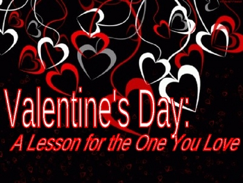Valentine's Day Activity PowerPoint