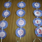 Valentine&#039;s Day Banner Craft