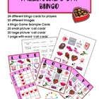 Valentine's Day Bingo {24 cards}