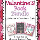 Valentine's Day Book BUNDLE {Activities & Printables}