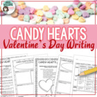 Valentine&#039;s Day - Candy Hearts Writing - Short Story or Poem