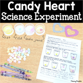 Science Experiment: Valentine's Day Candy