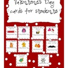Valentine's Day Cards for Young Children - Bright, fun, an