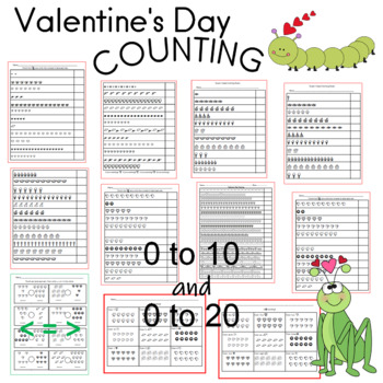 Valentines Day Counting
