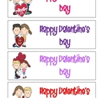 Valentine&#039;s Day Coupon Booklet