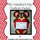Valentine&#039;s Day { Craftivity }