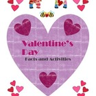 Valentine's Day: Facts and Activities