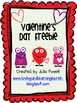 Valentine&#039;s Day Freebie- Roll and Graph
