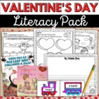 Valentine's Day Fun Pack: Games, Comprehension and Writing