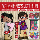 Valentine's Day Fun...Reading, Writing, & Math