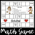 Valentine&#039;s Day Game--Place Value