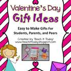 Valentine&#039;s Day Gift Ideas