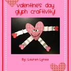 Valentine's Day Glyph Craftivity!
