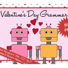 Valentine&#039;s Day Grammar Packet