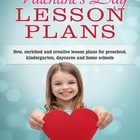 Valentine's Day Lesson Plans (67 Pages for Pre-K, Kinderga