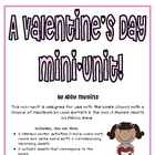 Valentine&#039;s Day Literacy Mini-Unit