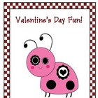 Valentine's Day:  Literacy and Math Center Fun