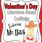 Valentine's Day Literature-Based Craftivity