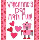Valentine's Day Math Fun Mega Pack