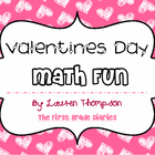Valentine's Day Math Fun