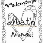 Valentine's Day Math Mini Packet