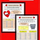 Valentine's Day Math Riddles for Fun
