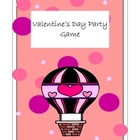 Valentine's Day Party Game