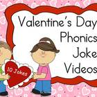 Valentine&#039;s Day Phonics Jokes