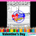 Valentine's Day Poster Activity
