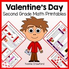 Valentine's Day Quick Common Core (second grade)