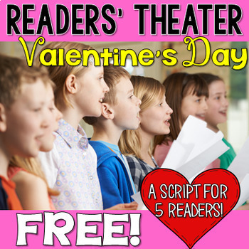 http://www.teacherspayteachers.com/Product/Valentines-Day-Readers-Theater-FREEBIE-1075520