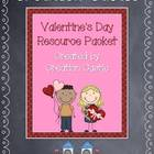 Valentine's Day Resource Packet!