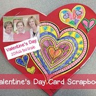 Valentine&#039;s Day Scrapbook {for Valentine&#039;s Day Cards from 