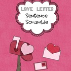 Valentine's Day Sentence Scramble Center