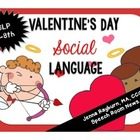 Valentine's Day Social Skills Packet