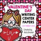 Valentine's Day Stationary Pack