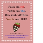 Valentine's Day Sweet Shop Math Center Regrouping & Money