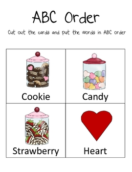Valentine's Day Sweet and Fun - Word and Math Games