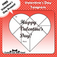 Valentine&#039;s Day Tangram