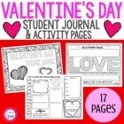 Valentine&#039;s Day Think Book