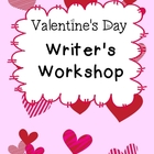 Valentine's Day Writer's Work Shop